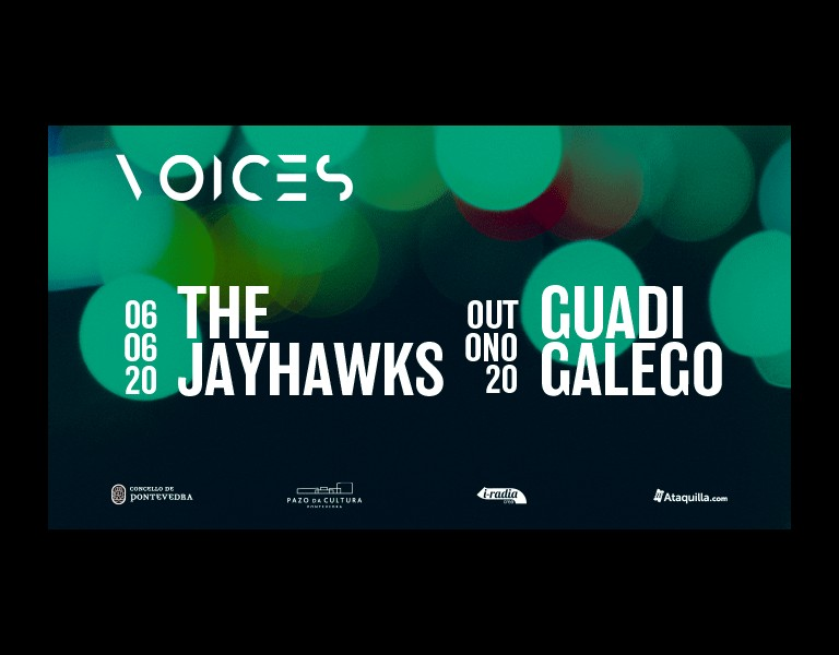 Ciclo Voices 2020 - Abono