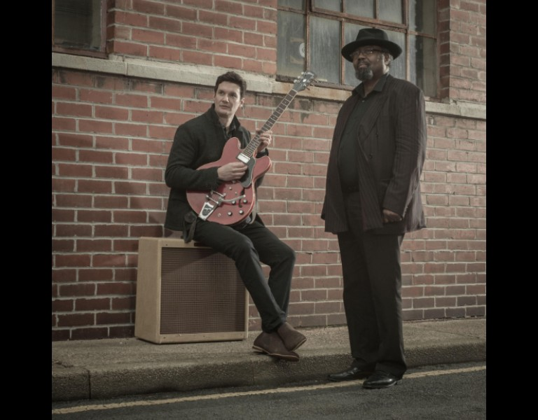 "Chris Wragg Greg Copeland (UK-USA) y Peter Storm & The Blues Society (PT) ""Mais que Blues"""