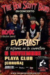 Everlast by The Bon Scott Band - AC/DC Tribute Band