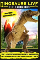 Dinosaurs Live - The Exhibition en Calatayud