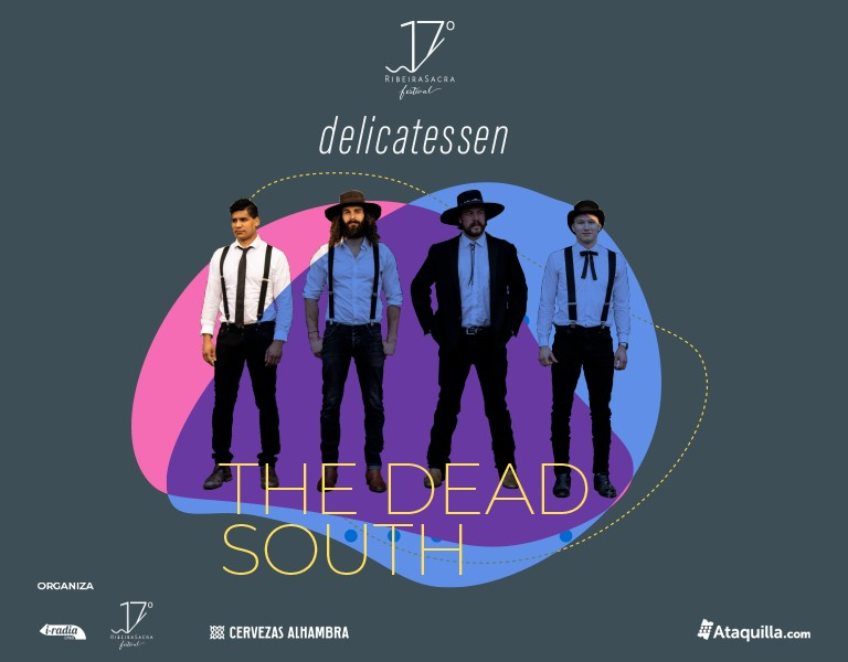 CICLO DELICATESSEN 2022 - THE DEATH SOUTH