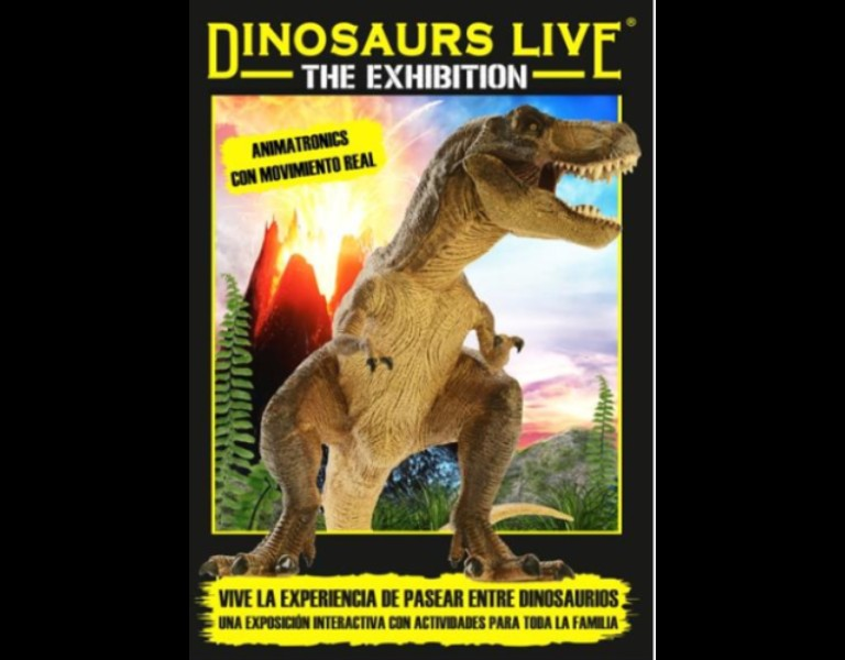 Dinosaurs Live - The Exhibition en Durango