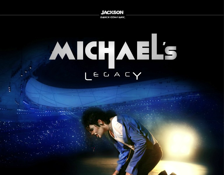 MICHAEL'S LEGACY, MUSICAL TRIBUTO A MICHAEL JACKSON