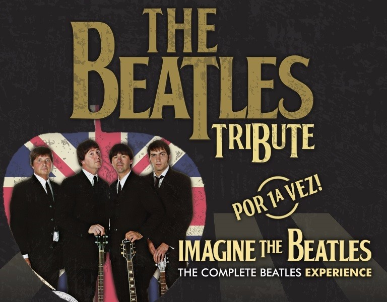 CANCELADO-THE BEATLES TRIBUTE - Imagine The Beatles