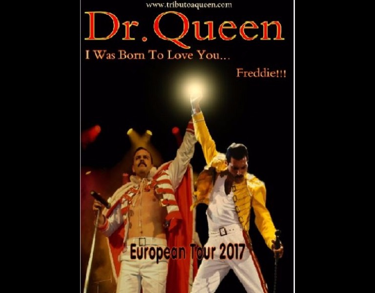 DOCTOR QUEEN - THE BEST QUEEN TRIBUTE BAND IN THE WORLD