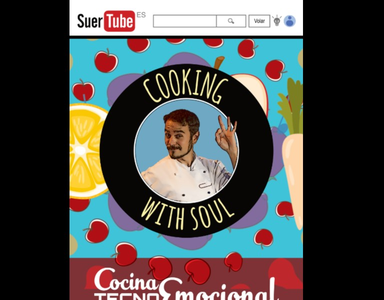 Cooking with Soul - Mr Vértigo