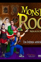 """MONSTER ROCK"" Una historia musical terrorífica"