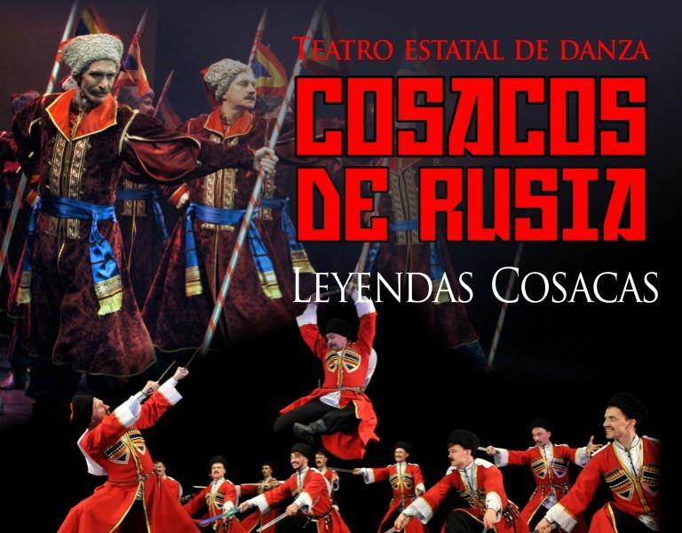 61dcfad6aa50f Entradas TEATRO ESTATAL DE DANZA COSACOS DE RUSIA - LEYENDAS COSACAS ...
