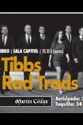 OUTONO CODAX FESTIVAL 2018: The Tibbs + The Rad Trads
