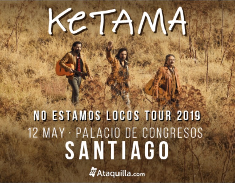 Ketama - No Estamos Locos Tour