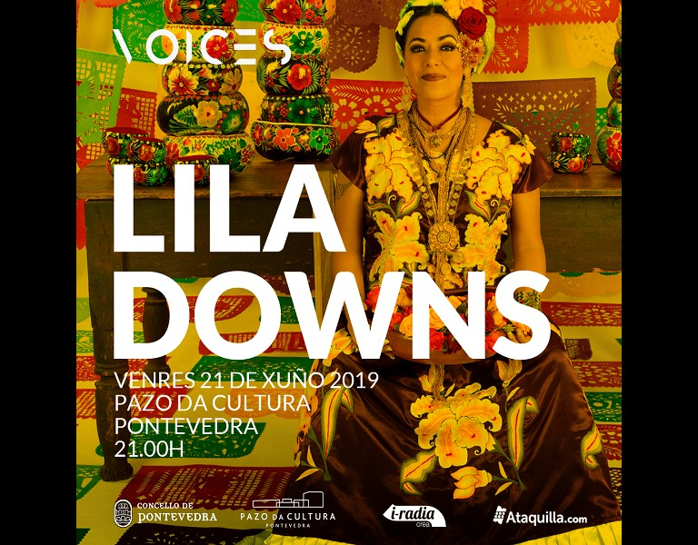 Ciclo Voices 2019 - Lila Downs