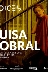 Ciclo Voices 2019 - Luisa Sobral
