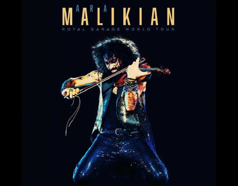 Ara Malikian - Royal Garage World Tour