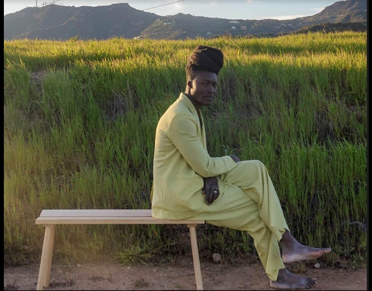 """An Evening with BENJAMIN CLEMENTINE & His Parisian String Quintet"" - Ciclo Galicia Importa"