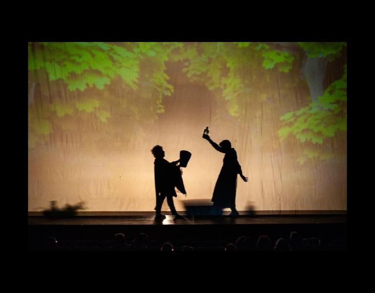Aprendiz de Bruxa-Guepetto.Aula de Teatro Infantil de Ourense