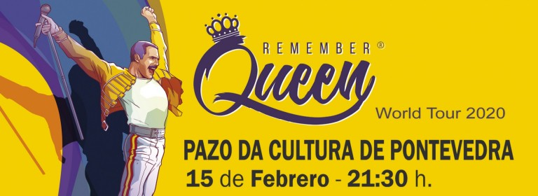 Remember Queen World...