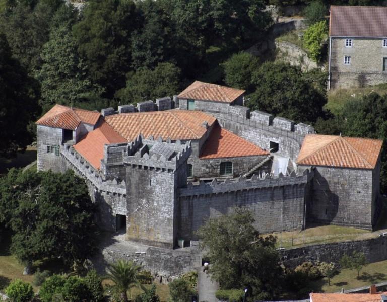 Foso do Castelo de Vimianzo