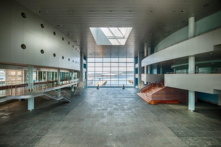 Hall Auditorio Mar de Vigo