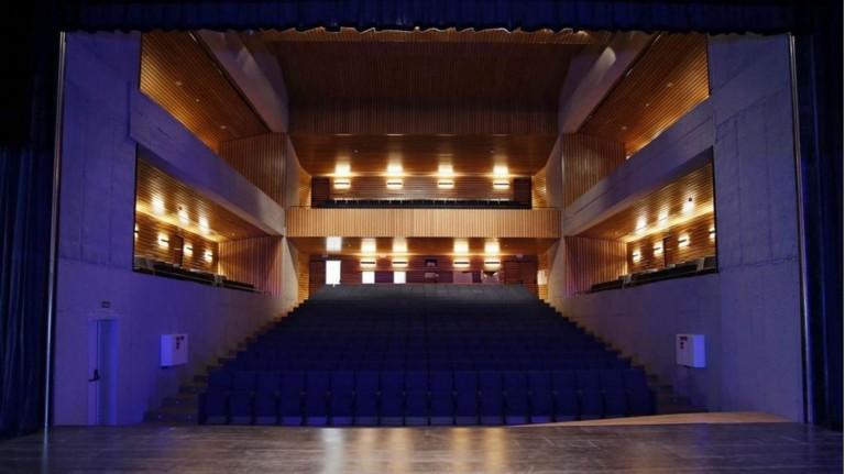 Auditorio de Verín
