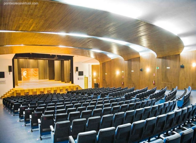 Auditorio Reveriano Soutullo