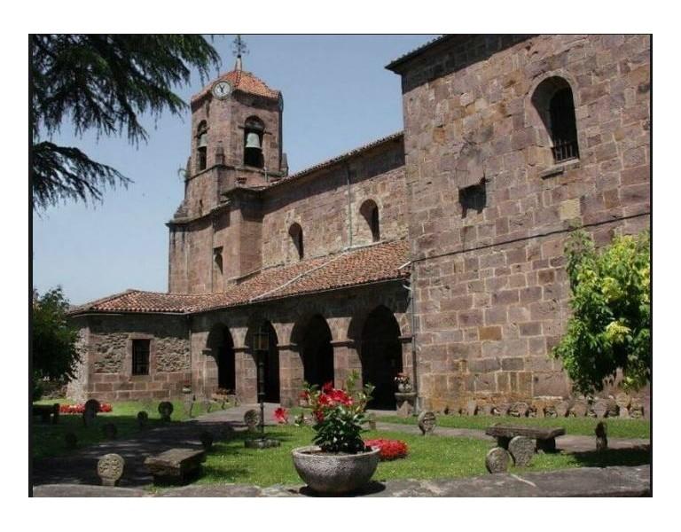 Andre Mari Eliza-Iglesia Ntra. Sra. Asunción