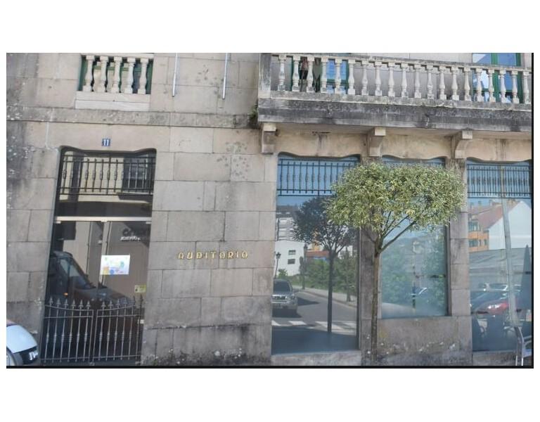 Auditorio Municipal de Negreira