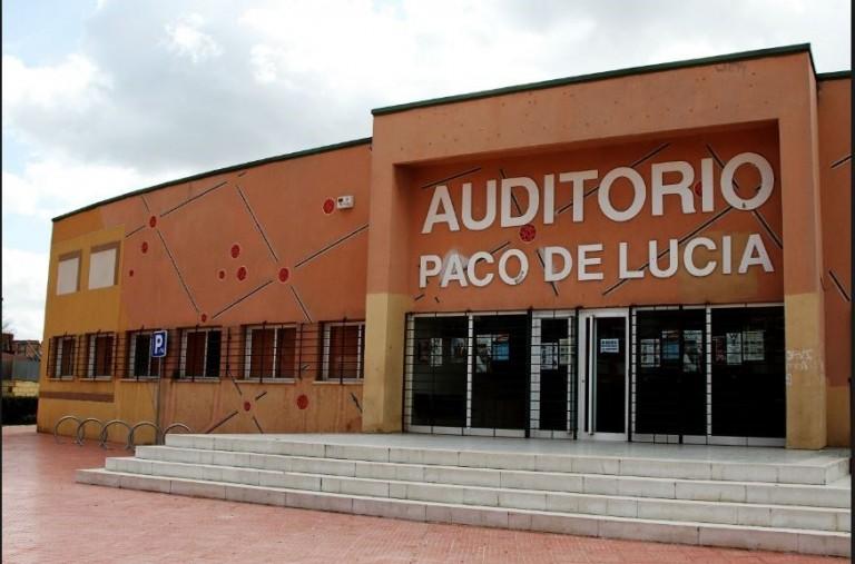 Auditorio Municipal Paco de Lucia
