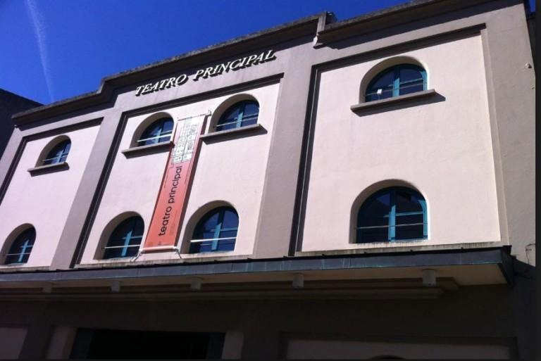 Teatro Principal A Estrada