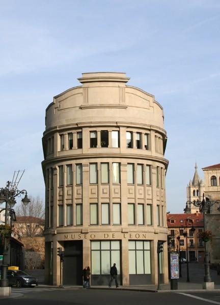 Museo de León-Edificio Pallarés