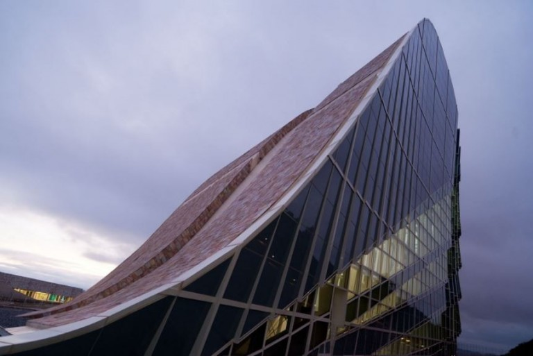 Museo Centro Gaiás - Sala - 1