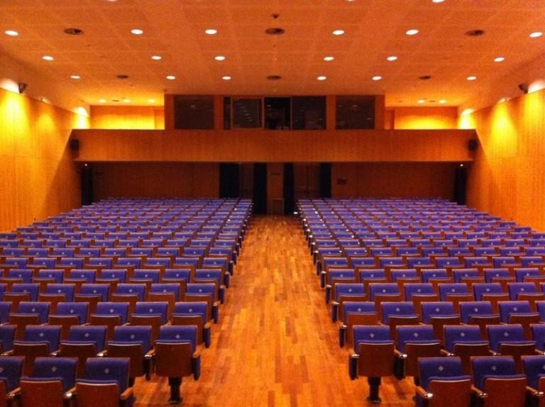 Auditorio Calatrava de Salamanca