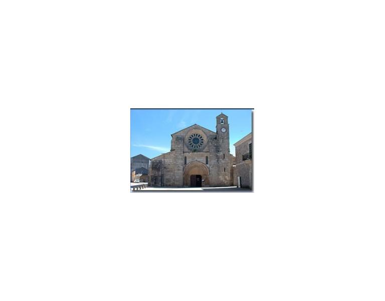 Mosteiro de Sta María de Meira