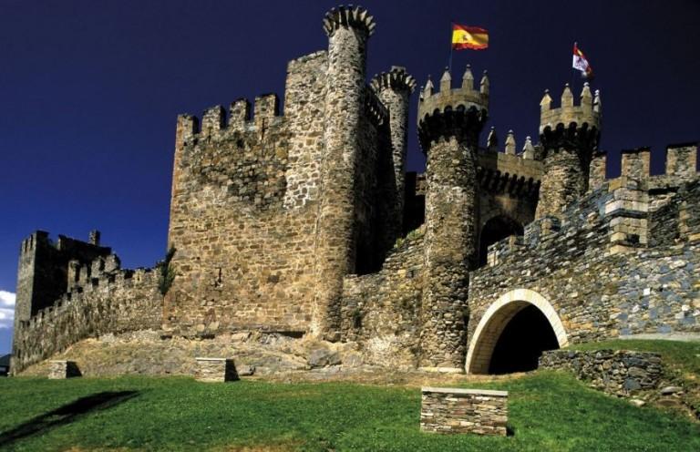 Palacio del Castillo de los Templarios
