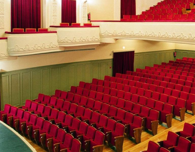 Teatro Municipal Bergidum
