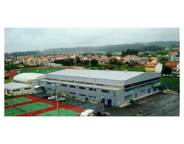 Carpa Polideportivo Pombal