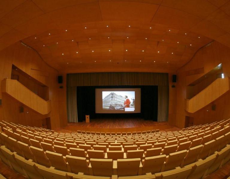 Auditorio Sede Afundación Pontevedra