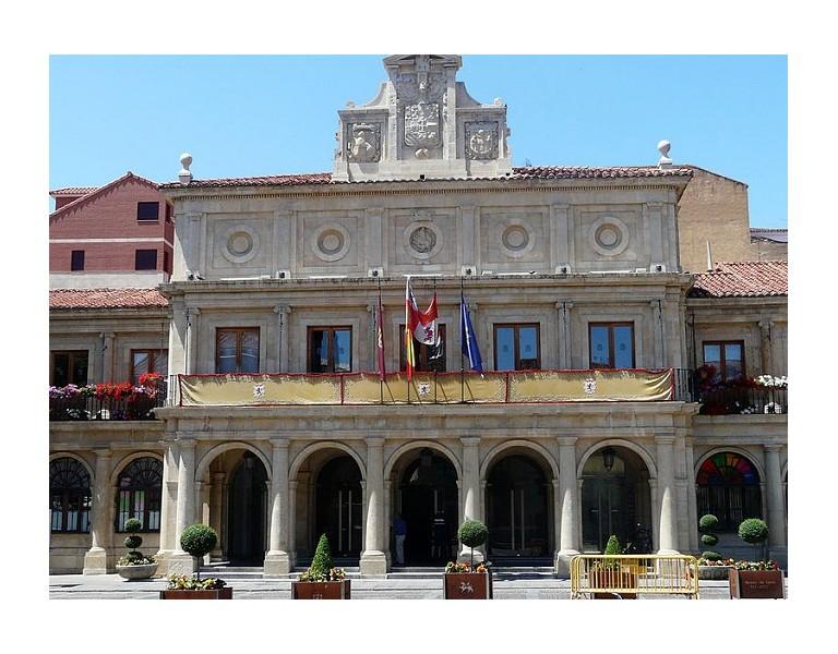 Sala Alfonso V del Ayuntamiento de León