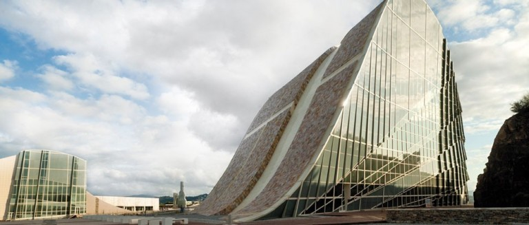 Aulas virtuais redes Cidade da Cultura e Museo Centro Gaiás