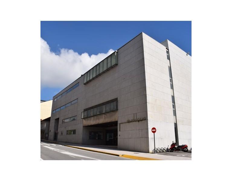 Sala de Exposiciones Auditorio Municipal