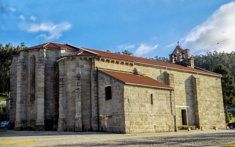 Igrexa do Mosteiro de Soandres