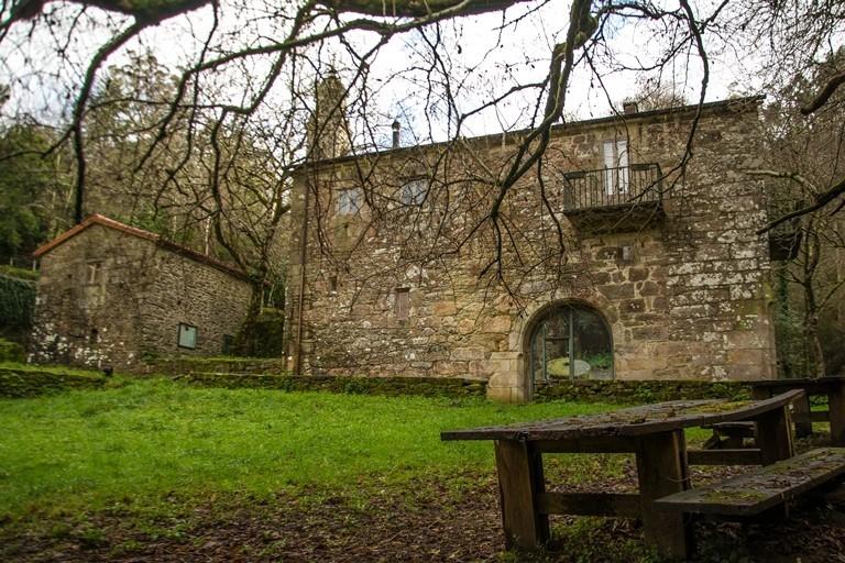 Monasterio de San Xusto de Toxoutos