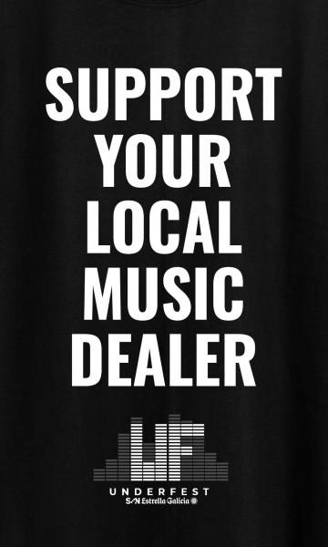 UNDERFEST SON Estrella Galicia - #supportyourlocalmusicdealer