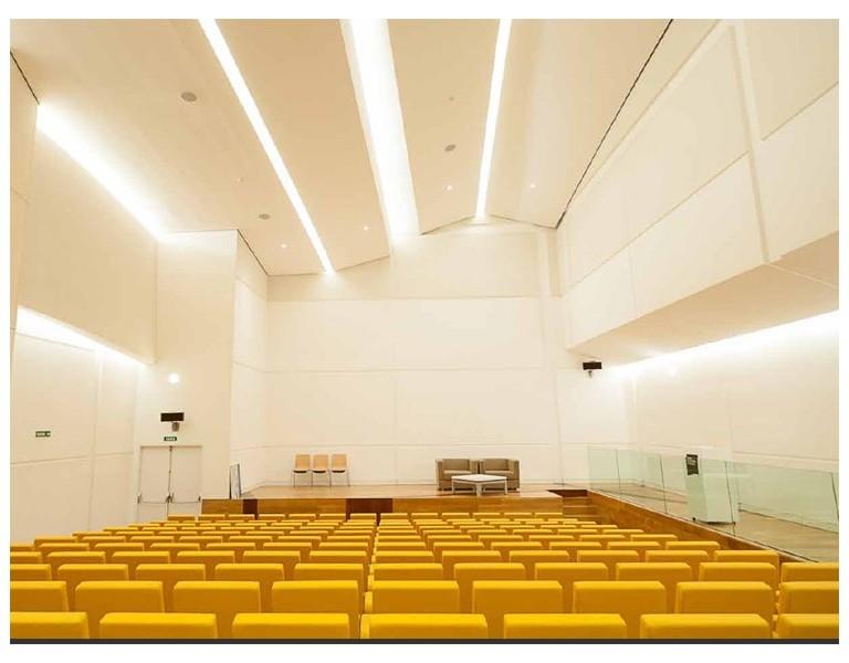 Cidade da Cultura. Edificio CINC. Auditorio 1