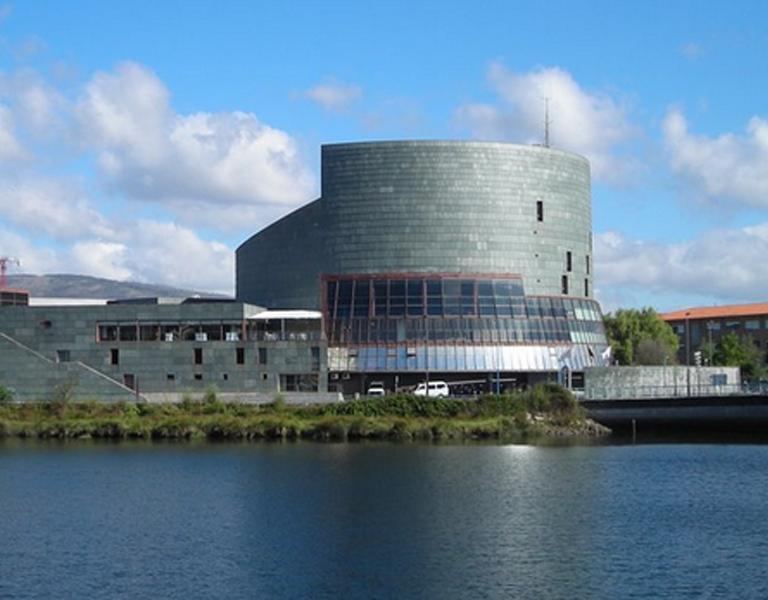 Pazo da Cultura de Pontevedra