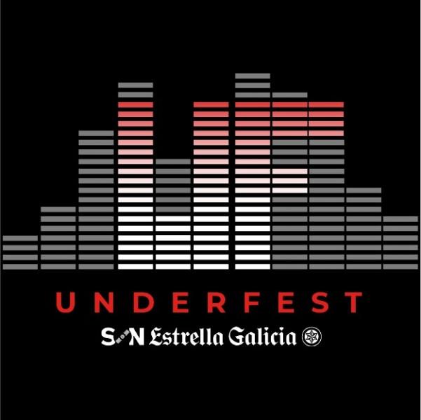 Varios espacios FESTIVAL UNDERFEST SON Estrella Galicia
