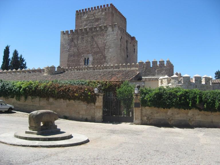 Plaza del Castillo de Ciudad Rodrigo