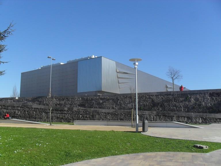 Explanada do Recinto Ferial de Pontevedra