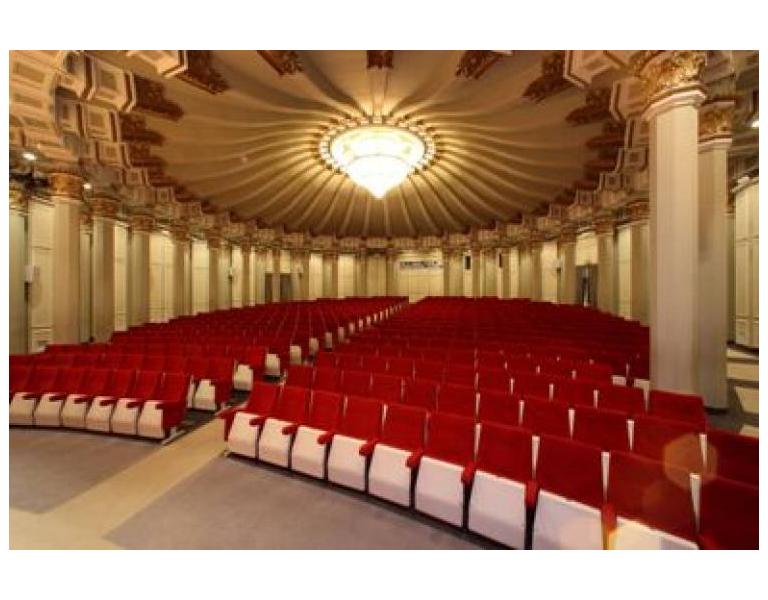 Teatro Afundación Vigo Auditorio