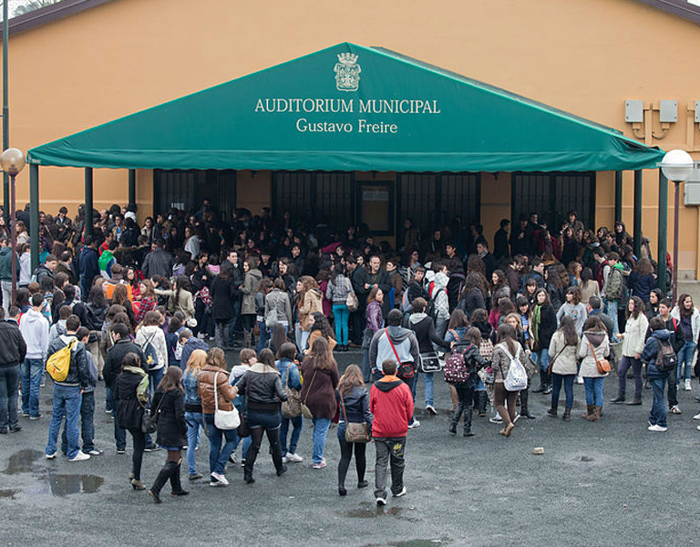 Auditorio Municipal Gustavo Freire